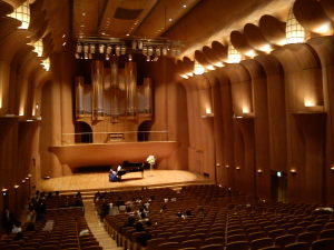 川口リリア 音楽ホール
