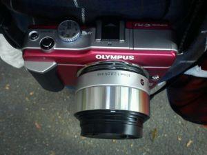 オリンパス PEN PL-1 + シグマ 30mm