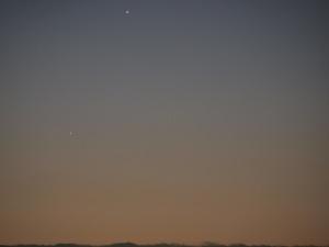 アイソン彗星観察