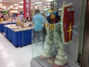 イオン(太古店)のモビルスーツ