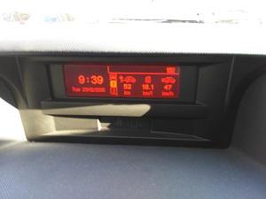 プジョー1007燃費